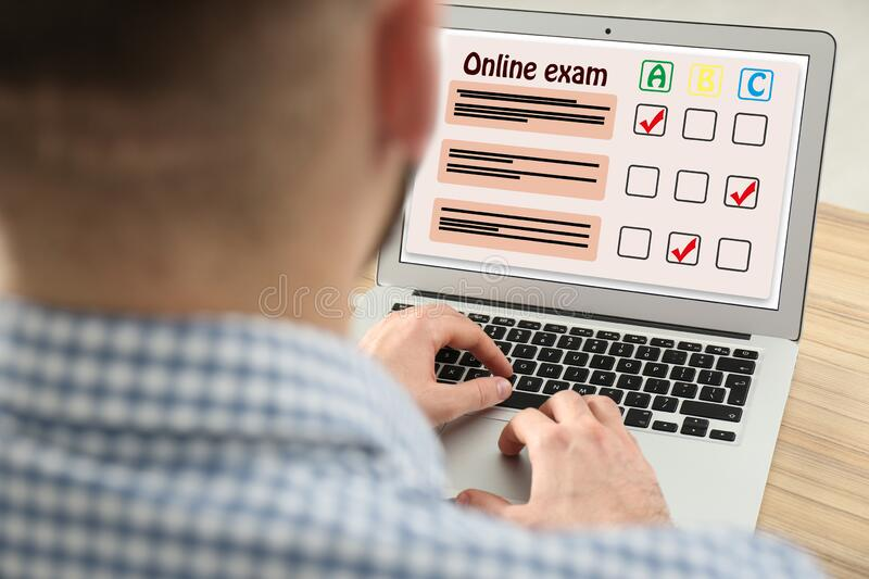How to Take a CISSP Exam Online From Home
